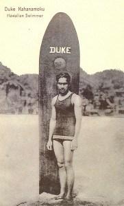 I p6 Duke Kahanamoku