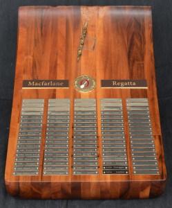 Macfarlane Regatta Trophy